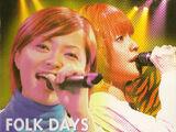 FOLK DAYS Ichii Sayaka with Nakazawa Yuko