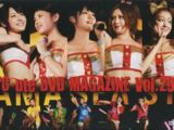 ℃-ute DVD Magazine Vol.29