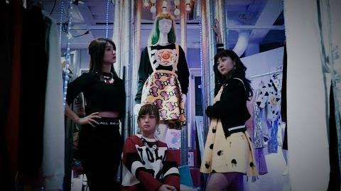 美女の野獣 ミュージックビデオ アップアップガールズ(仮) UPUP GIRLS kakko KARI BIJONOYAJYU MUSIC VIDEO