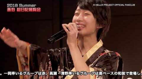 DVD『新グループ お披露目FCイベント2018 ~夏の陣ZIN~』