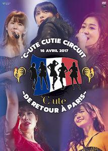 Cute-DeretouraParis-DVDcover