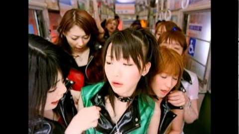 Morning Musume - Joshi Kashimashi Monogatari (MV) (Panic Train Ver.)