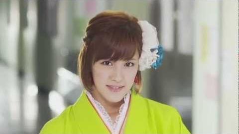 Berryz Koubou × ℃-ute - Amazuppai Haru ni Sakura Saku (MV) (Natsuyaki Miyabi Solo Ver