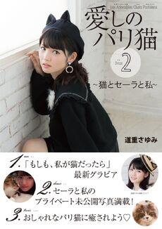 ItoshinoParisNeko2-cover