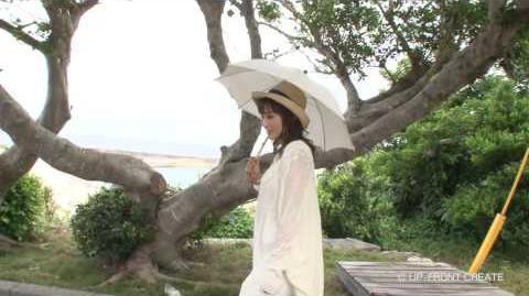 DVD「安倍なつみ南国沖縄の旅~なまらたのシーサー♡~