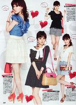 Kusumi Koharu, Magazine-257010