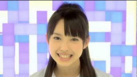 ℃-ute - Bye Bye Bye! (MV) (Nakajima Saki Close-up Ver