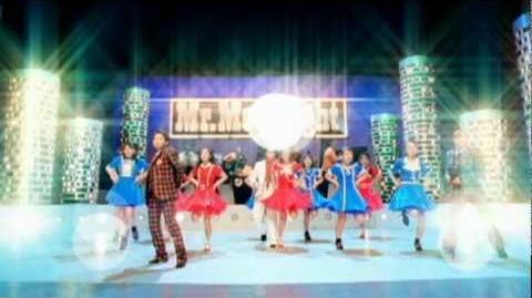 Morning Musume - Mr.Moonlight ~Ai no Big Band~ (MV)