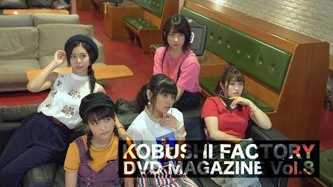 こぶしファクトリー DVD MAGAZINE Vol