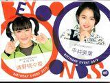 BEYOOOOONDS / Ame no Mori Kawa Umi Kiyono Momohime・BEYOOOOONDS Hirai Miyo Birthday Event 2019
