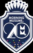 MorningMusume20thAnniversary-logotransparent