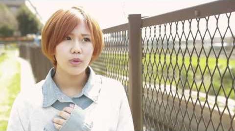 ℃-ute - Kimi wa Jitensha Watashi wa Densha de Kitaku (MV) (Okai Chisato Drama Ver