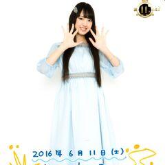 Iikubo Haruna como Athenai
