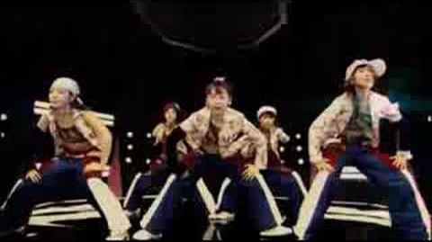 SALT5 - GET UP! Rapper (MV)