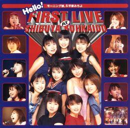 00Hello First Live at Shibuya Kohka