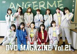 ANGERME-DVDMag21-cover