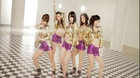 ℃-ute - Kiss me Aishiteru (MV)
