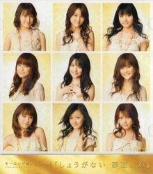 ShouganaiYumeOibito-dvd