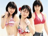 TAWAWA Natsu Bikini