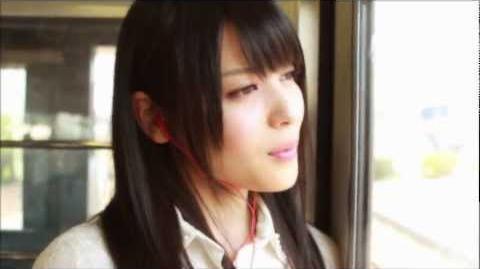 ℃-ute - Kimi wa Jitensha Watashi wa Densha de Kitaku (MV) (Yajima Maimi Train Lip Ver