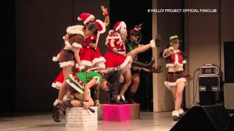 DVD「Hello! Project FCイベント2014 ~Hello! Xmas Days2♥~ モーニング娘。'14」