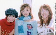 Ishikawa Rika, Satoda Mai, Kimura Asami, Country Musume-122552