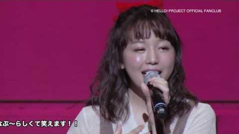 DVD「アンジュルム 勝田里奈&相川茉穂バースデーイベント2016」