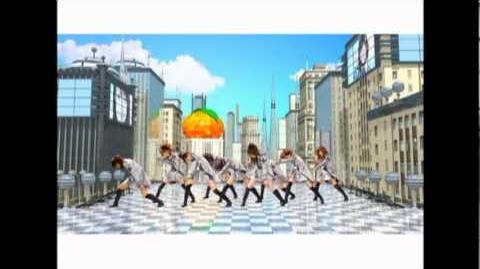 Morning Musume『Mikan』 (Dance Shot Ver.)