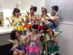 Berryz Koubou at Yokohama Blitz