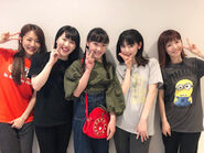 Horie Kizuki, Kiyono Momohime, Michishige Sayumi, Shimizu Saki-777622