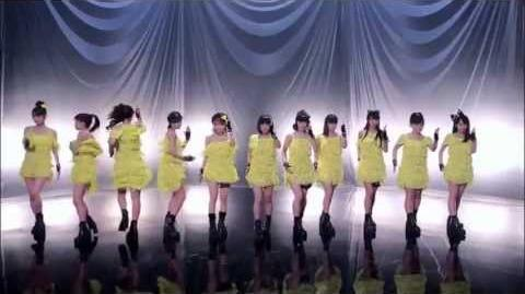 Morning Musume - Kimi Sae Ireba Nani mo Iranai (MV)
