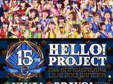 Hello! Project Tanjou 15 Shuunen Kinen Live 2013 Fuyu