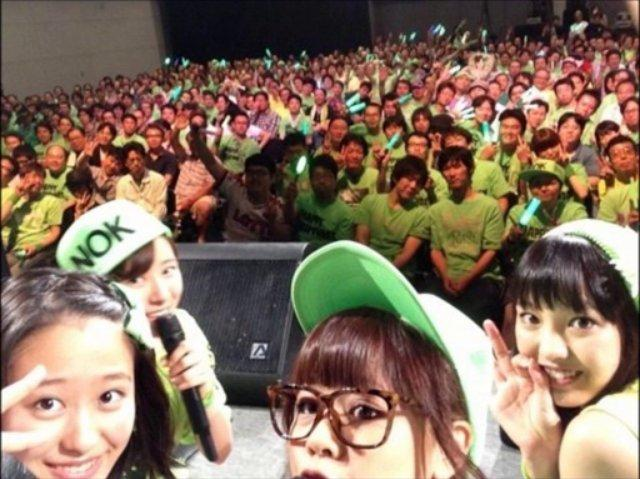 Shanimuni Paradise (Ikuta,Iikubo,Oda) Ikuta Erina 16th Birthday Event