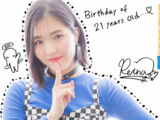 BEYOOOOONDS / CHICA TETSU Ichioka Reina Birthday Event 2020