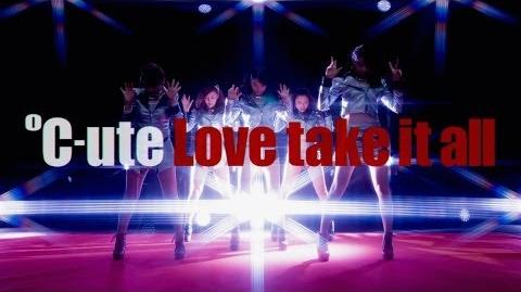 ℃-ute - Love take it all (MV) (Dance Shot Ver