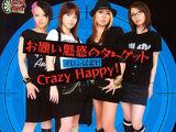 Onegai Miwaku no Target / Crazy Happy!
