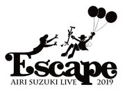 SuzukiAiri-LIVE2019Escape-logo