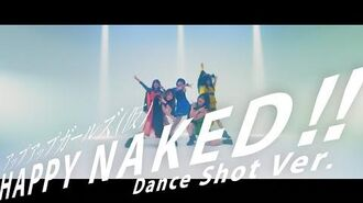 Up Up Girls (Kari) HAPPY NAKED!! (DANCE Shot ver.)