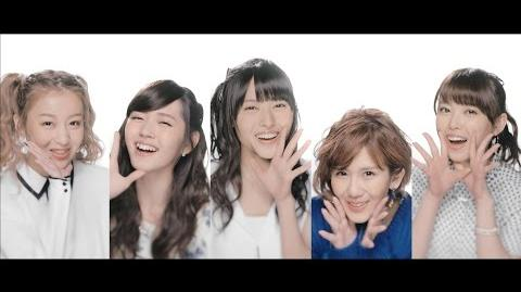 ℃-ute - Gamusha LIFE (MV) (Promotion Edit)