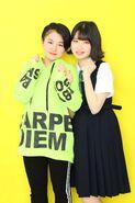 Hirai Miyo, Kobayashi Honoka-842524