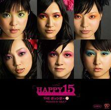 Single V HAPPY 15