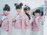 Hello Pro Sentai Pink Rangers