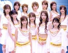 Morning Musume single 25 The Manpower
