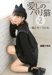 ItoshinoParisNeko2-cover(withoutobi)