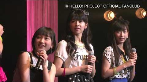 DVD「Juice=Juice 応援企画 2013