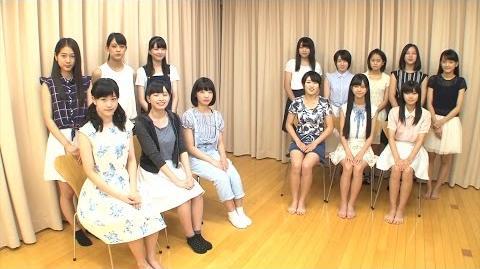 """Hello! Project New Fes! Ⅱ"" Berryz spirits shuffle lottery! !"