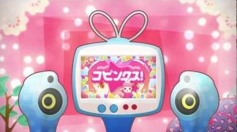 静岡朝日テレビ「コピンクス!」OP1stシーズン