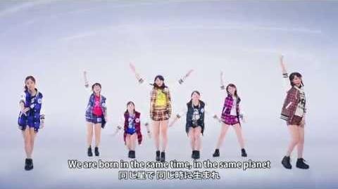 アップアップガールズ(仮)『イタダキを目指せ!』 Aim for the top! (Dance Shot Ver