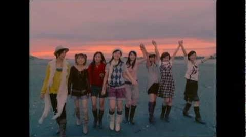 Morning Musume『Aruiteru』 (Walk Ver.)