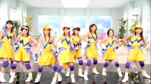 Berryz Koubou - Fighting Pose wa Date ja nai! (MV) (Dance Shot Version)